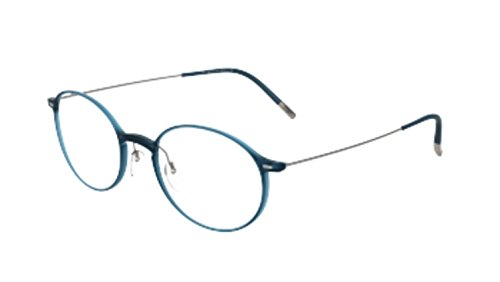 Eyeglasses Silhouette Urban NEO Full Rim 2908 5060 petrol 50/21/150 3 piece - Eye Glasses Frams