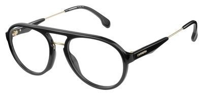 Eyeglasses Carrera 137 /V 02M2 Black (Carrera Eyeglass Frames)
