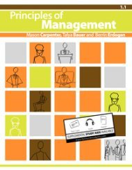 Title: PRINCIPLES OF MANAGEMENT:VER.1