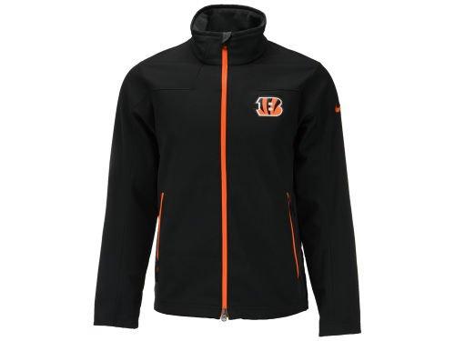 Cincinnati Bengals Nike Black NFL Soft Shell Jacket Small
