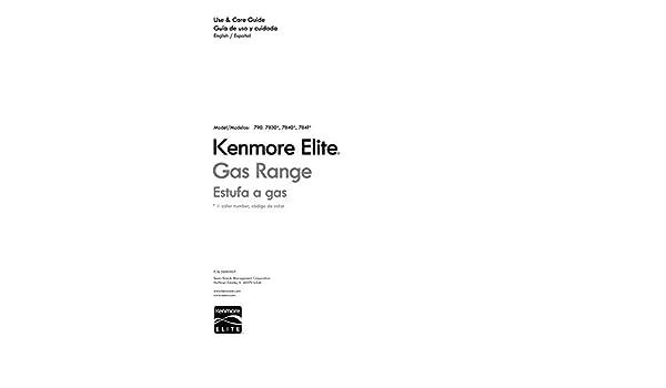 Amazon.com: Frigidaire 316901017 Range Owners Manual Genuine Original Equipment Manufacturer (OEM) Part: Home Improvement