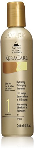 Keracare Hydrating Shampoo (Avlon 8-ounce Hydrating Shampoo and Humecto Conditioner DUO (Set of 2))