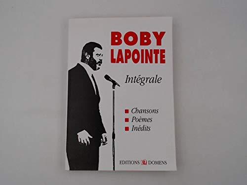 Boby Lapointe. : Intégrale Boby Lapointe
