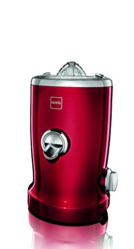 NOVIS Vita Juicer The 4-in-1 Juicer, Cherry Red by NOVIS (Image #3)