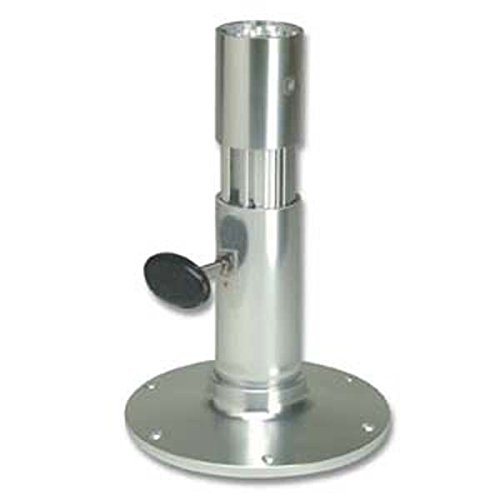 Garelick/Eez-In 75438:01 Blue Water Adjustable Height Smooth Series Positive Pin Lock Pedestal - 12'' - 17'' by Garelick/EEz-In
