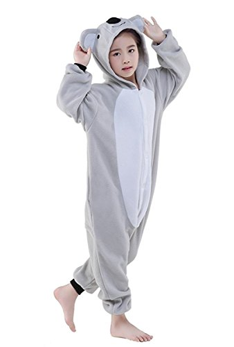 Famycos Unisex Animal Costumes Pyjamas for Halloween Kids Adults One-piece Pjs