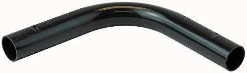 Black Pro Power NBHG25 BLACK Heavy Gauge Conduit Bend 25 mm