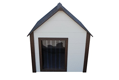 Climate Master Insulated Extra Large Dog House (Insulated Dog House Extra Large)