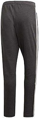 adidas Tiro 19 Cotton Pant Pantalones, Hombre, Black Melange/White ...