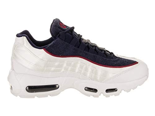 white Max 95 Air Blue blackened white Nike 001 Para Mujer Crush Multicolor Zapatillas red Wmns Lx qwEHHvt