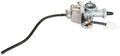 cciyu AR1255CA106RA Complete Carb Carburetor Fits 1983 1984 1985 1986 1987 Honda ATC200X ATC200S ATC200 ATC 4-Stroke ATV
