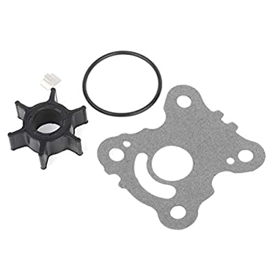 Aintier Water Pump Impeller Kit Fits for Honda 8 9.9 15 20 HP Outboard Replacement with 06192-ZW9-A30: Sports & Outdoors