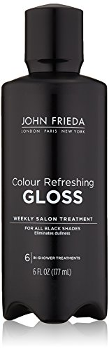 John Frieda Colour Refreshing Gloss Black 6 Ounce