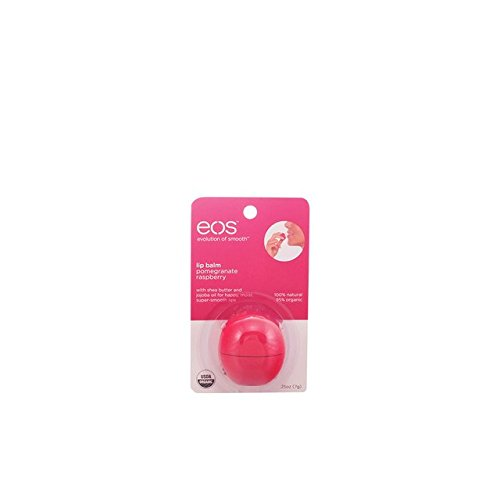 EOS Evolution of Smooth Shea Butter Pomegranate Raspberry Lip Balm ()