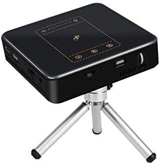 JIANGNAN Mini proyector portátil DLP Smart, 120 lúmenes ANSI con ...