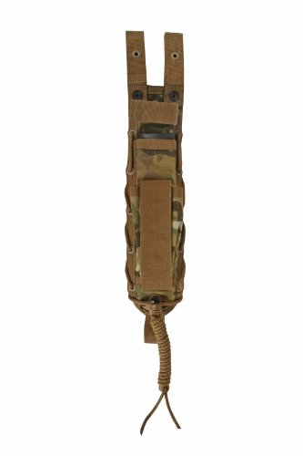 Spec-Ops Brand Combat Master Knife Sheath 8-Inch Blade (Multicam, Long)