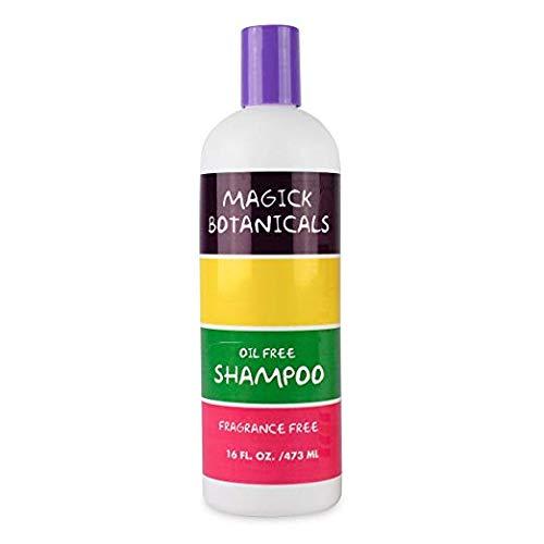 - Magick Botanicals Oil-Free Fragrance-Free Shampoo