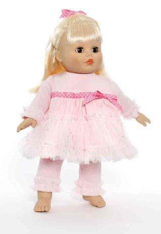Sheer Mesh Ribbon Baby Doll - 2