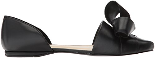 Closed Flats West Toe Ballet Shoreside Nine Black Women's Black HYt6xqww