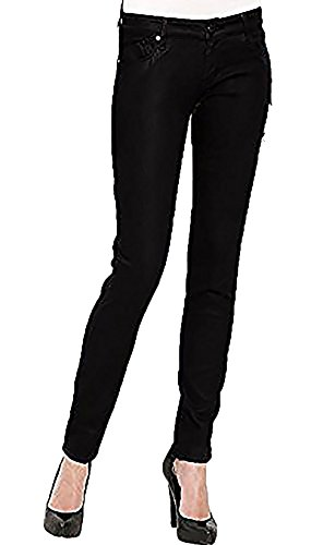 (DYLAN GEORGE ALEXA CONTEMPORARY FIT SKINNY JEANS (SPARROW, WAIST 30))