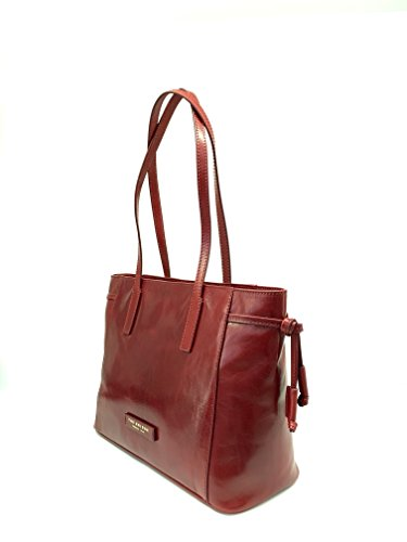 cuir rot The tout fourre 36 rot sac Donna rot Bridge Passpartout cm YwXxzSY