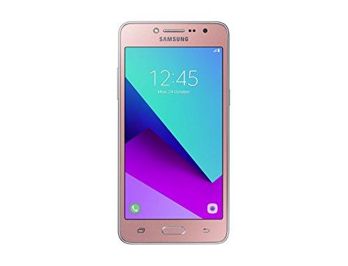 Samsung Grand Prime Plus SM-G532F/DS 8GB Dual Sim, GSM Unlocked, International Model, No Warranty (Pink Gold)