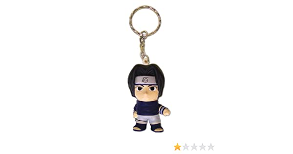 Amazon.com: Great Eastern Entertainment Naruto Sasuke 3D ...