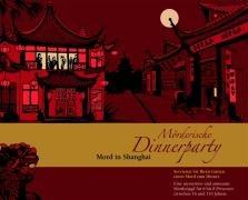 Blaubart Verlag BLA00003 - Mörderische Dinnerparty: Mord in Shanghai
