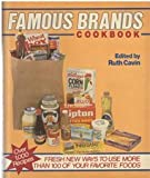 Famous Brands Cookbook, Ruth Cavin, 051763175X