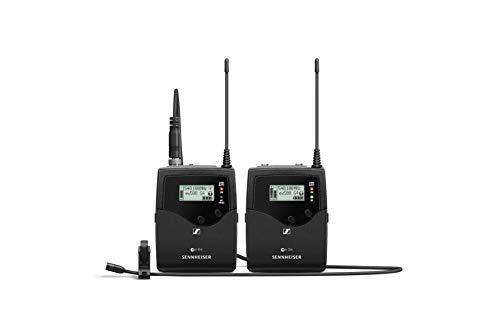 Sennheiser Pro Audio Portable Lavalier Wireless Set, AW+ (ew 512P G4