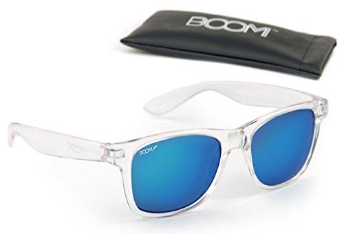 BOOM Spectrum Polarized Sunglasses - - De Eyewear