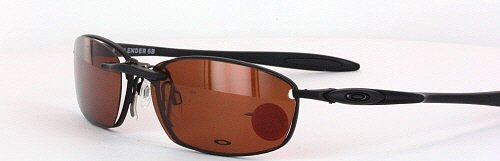 608ba1d071 Amazon.com  OAKLEY BLENDER-6B-OX3162-55X17 POLARIZED CLIP-ON SUNGLASSES  (Frame NOT Included)  Health   Personal Care