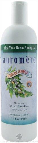 Auromere Shamp Neem Aloe Vera 16 Fz - Auromere Shampoo Aloe