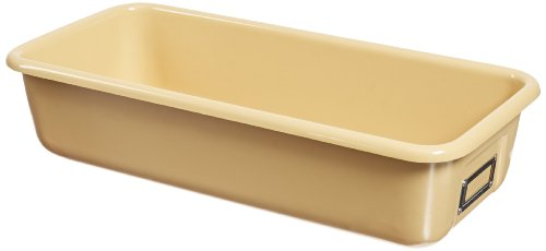Childcraft Plastic Tote Trays - 19 x 9 x 4 3/8 inches - Tan