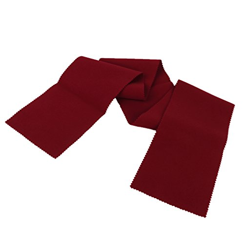 Piano Key Cover Keyboard Cover Red