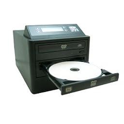 PDE Tech DVD121-PRO-WM ZipSpin DVD Duplicator