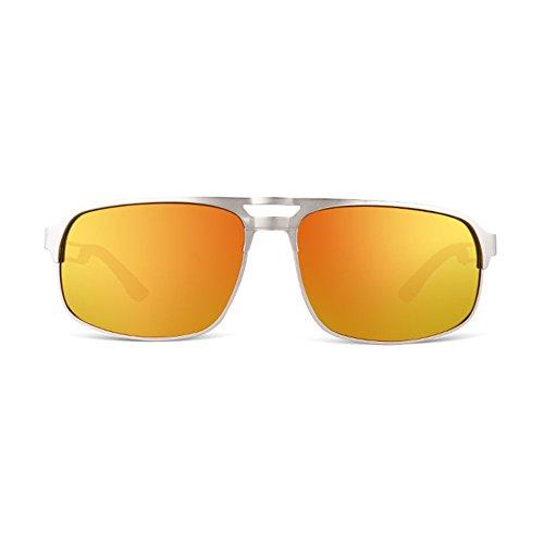 Protección Aire 2 Sol De Color Moda De QY Cuadradas HD Juego Polarizador Sol YQ Solar Al Gafas Libre Gafas 4 x17Uw6Y
