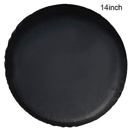 Domeilleur 14-17 Zoll Universal Reifenabdeckung PVC Auto Reifenabdeckung fü r Auto Felgenzubehö r, 14Inch