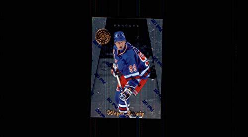 1997-98 Pinnacle Certified #100 Wayne Gretzky HOF NEW YORK ()