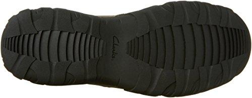 CLARKS Slip on Loafer Style Olive Leather Wallbeck Men's rtfqw6rH