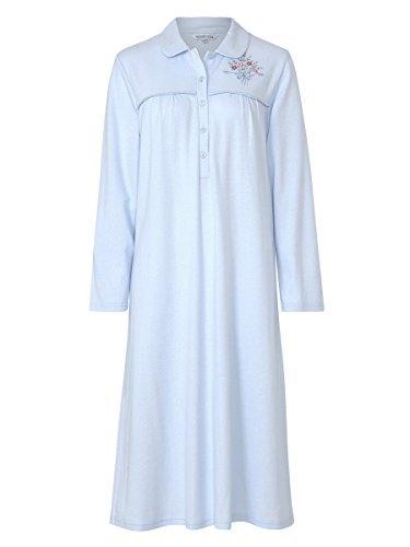 Slenderella - Chemise de nuit - Femme bleu bleu