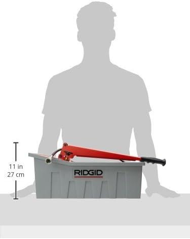 Hydraulic Manual Pressure Test Pump 726psi Pressure Rp50 Lockable Professional