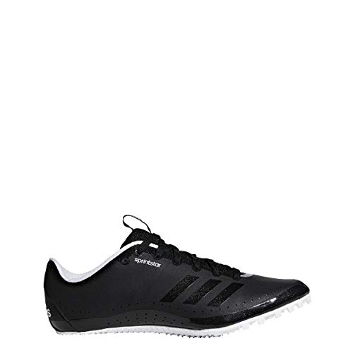 adidas Sprintstar Spike Shoe - Women's Track & Field 8 Core Black/White ()