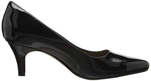 Faye Isidora Pat Noir black Escarpins Clarks Femme g5qFxwxR