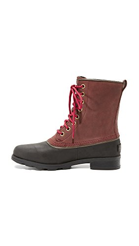 1964 Sorel Boots Redwood Emelie Women's Black BBqEzO
