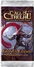 Call of Cthulhu Collectible Card Game: Eldritch Edition Booster Pack