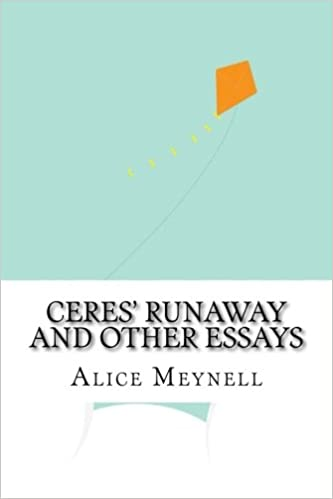 Book Ceres' Runaway and Other Essays