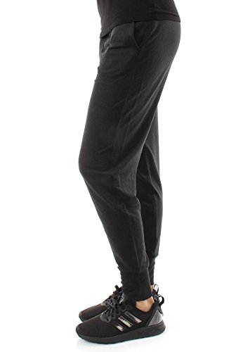 Converse - Pantalon de sport - Femme Noir Noir