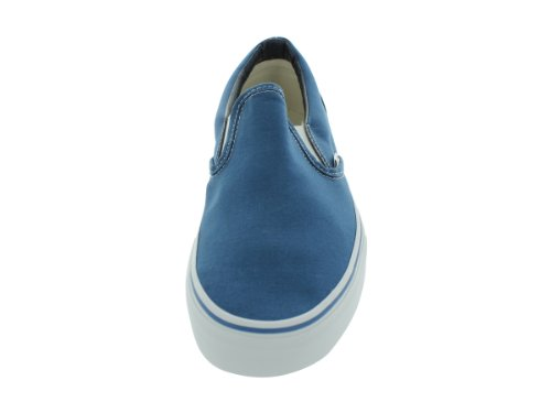 31%2Bo%2BzA3pxL - Vans Men's VANS CLASSIC SLIP ON SKATE SHOES 11 (NAVY)