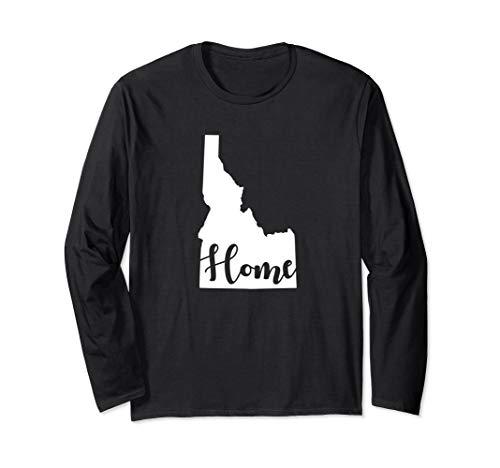 Idaho Home Long Sleeve T-Shirt
